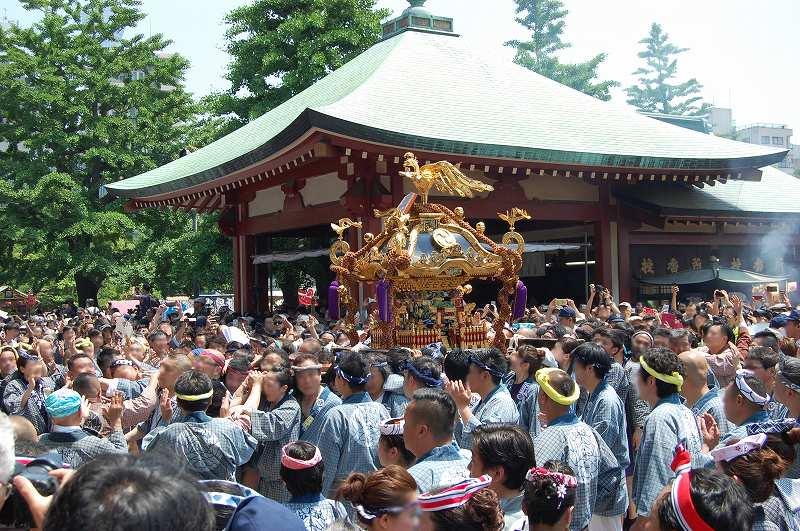 ふれあい滋賀夏祭り