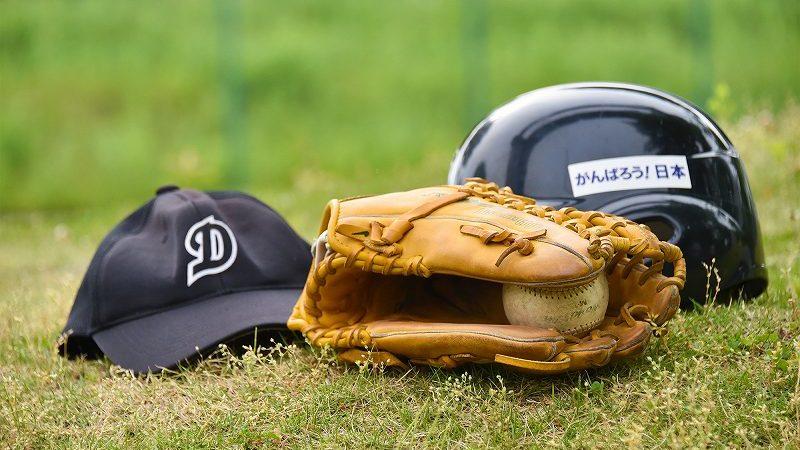 野球のグッズ