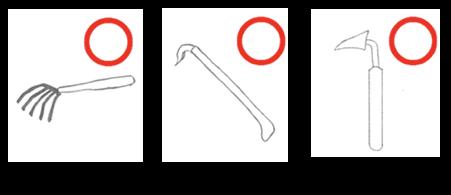 潮干狩り 道具