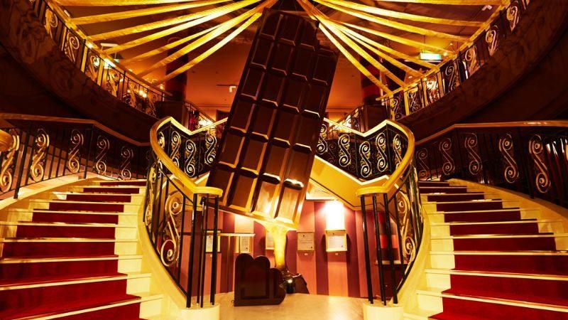 ショコラ伯爵の館