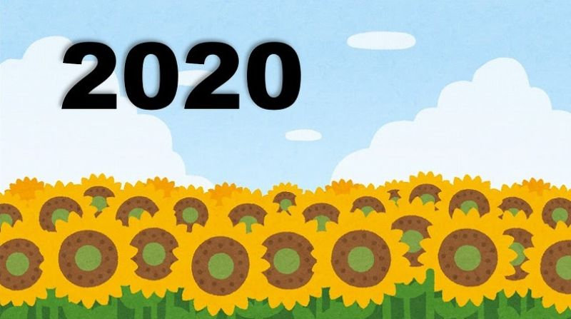 2020夏休み